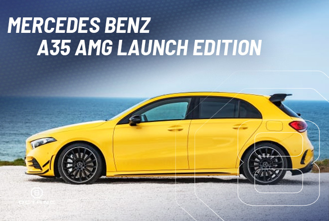 Mercedes-AMG A 35 Launch Edition